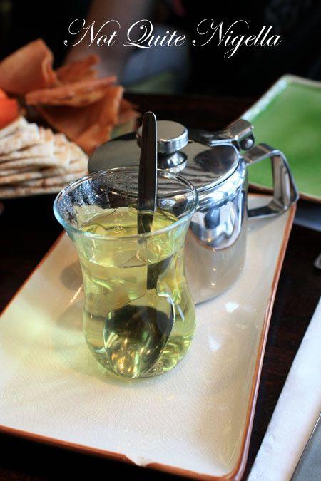 almond bar darlinghurst mint tea