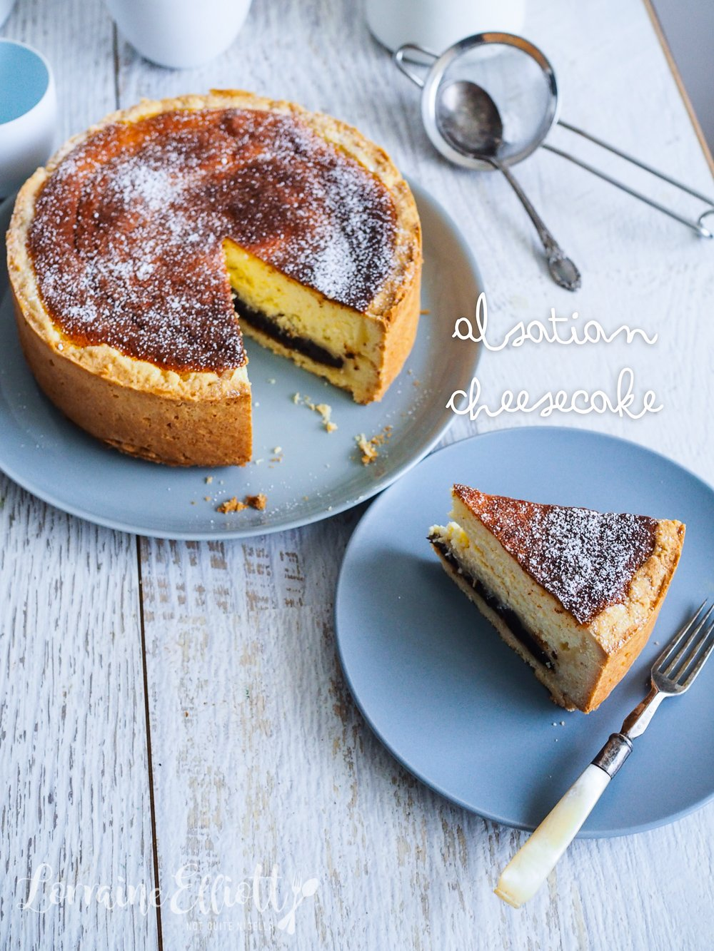 Alsace Cheesecake