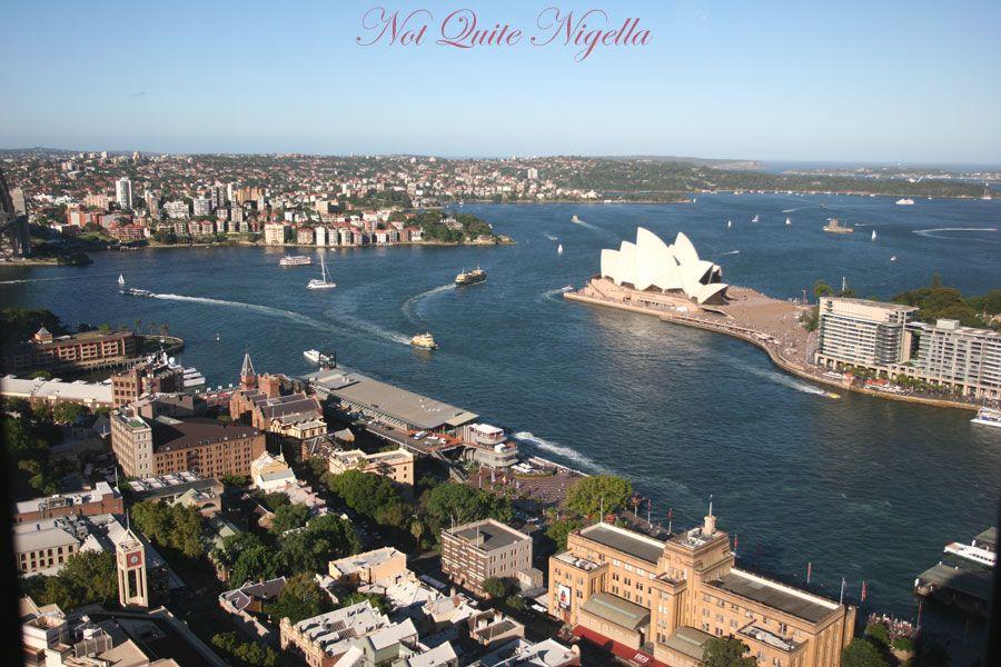 Altitude at the Shangri-la Hotel, The Rocks Sydney