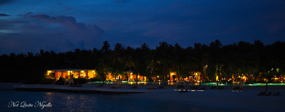 Amilla Maldives Review Feeling Koi
