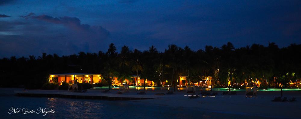 Amilla Maldives Review Feeling Koi