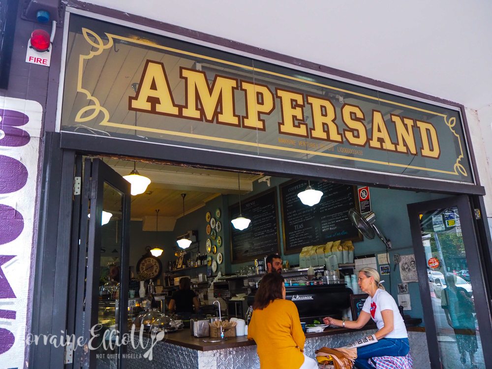 Ampersand Cafe, Paddington