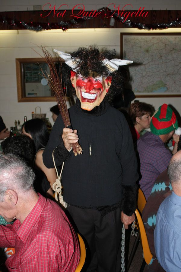 An Austrian Christmas Tradition-Krampus & Nikolo