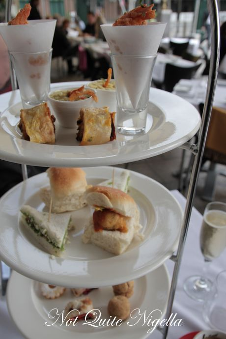 An Indian High Tea at Aki's, Woollomooloo