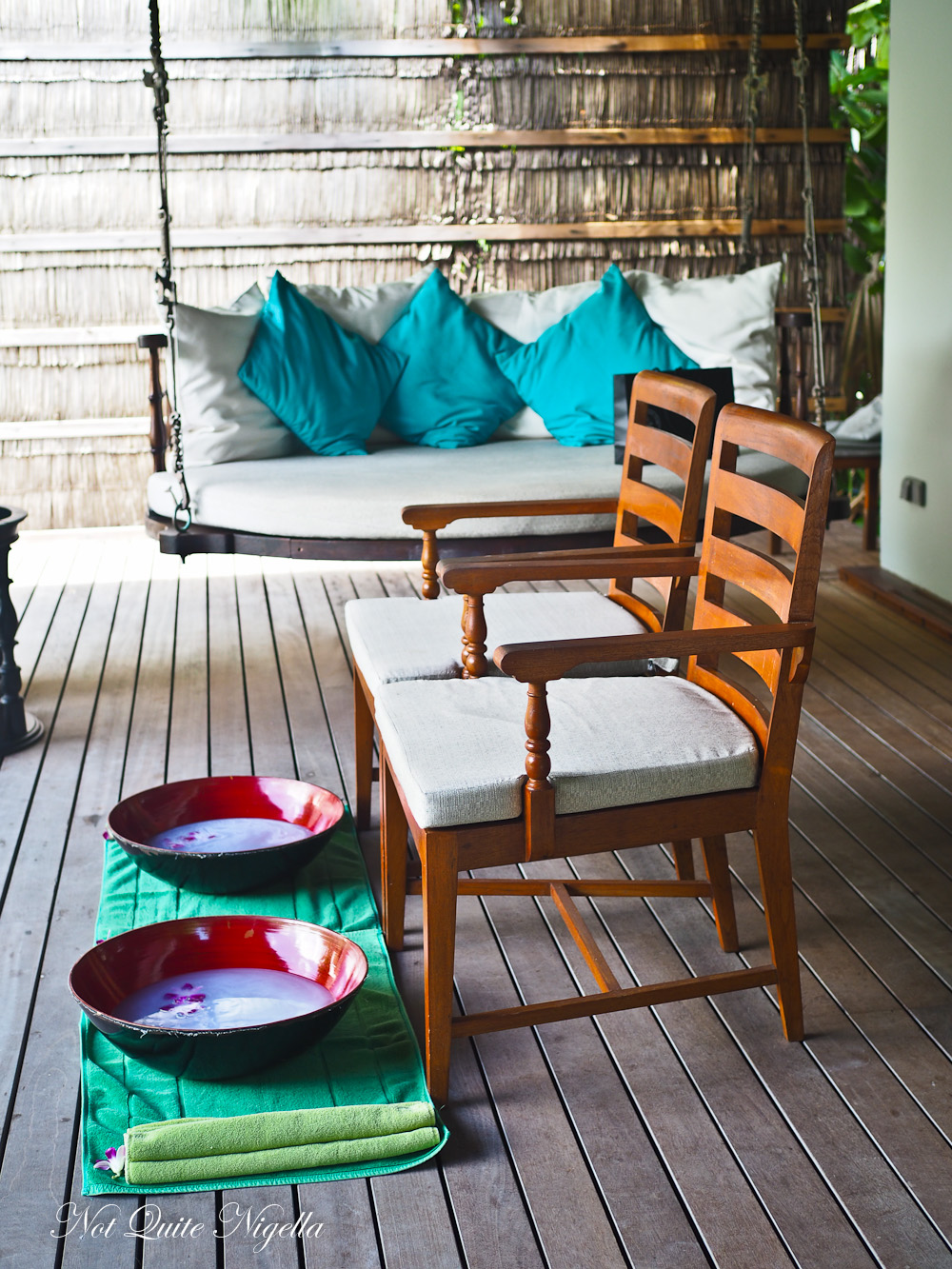 Anantara Kihavah Maldives review