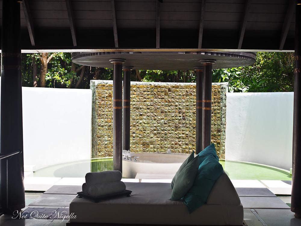 Anantara Kihavah Maldives review
