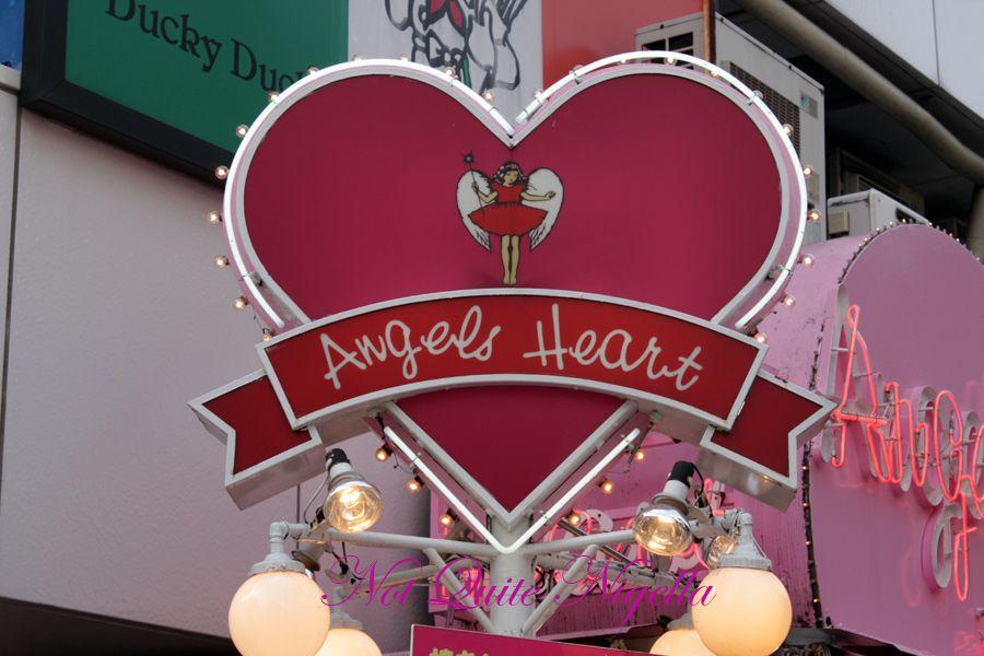 Harajuku Crepes Angels Hearts