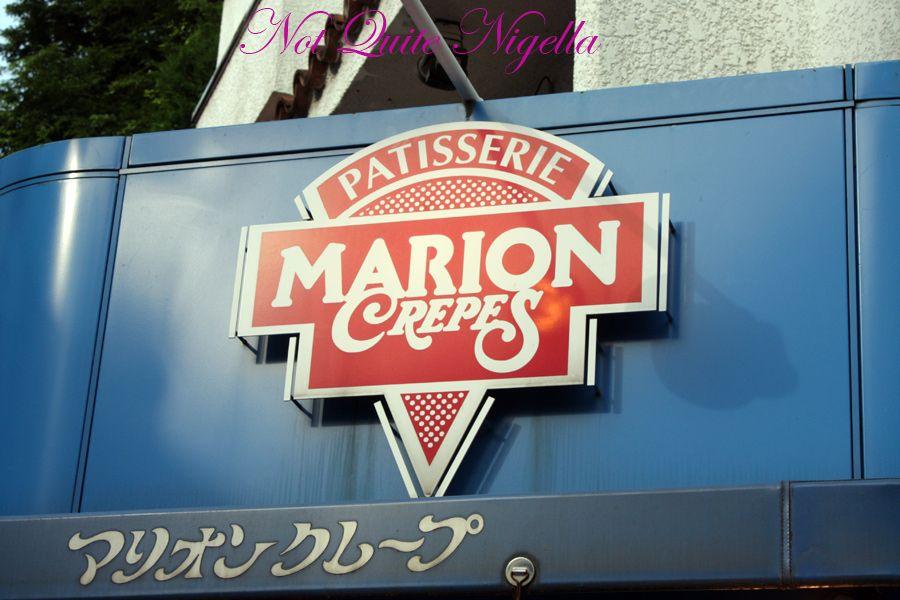 Harajuku Crepes Marion crepe