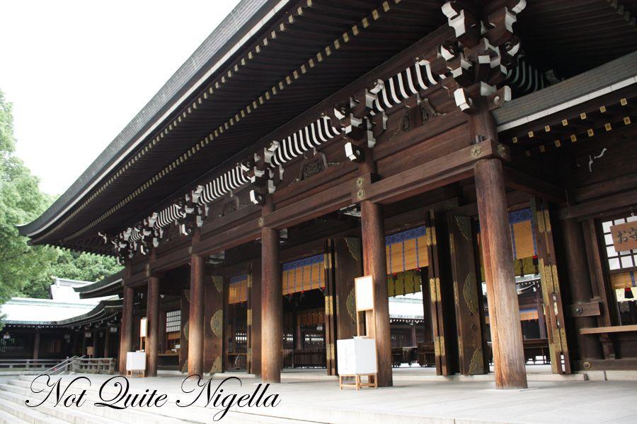 Meiji Shrine Harakjuku