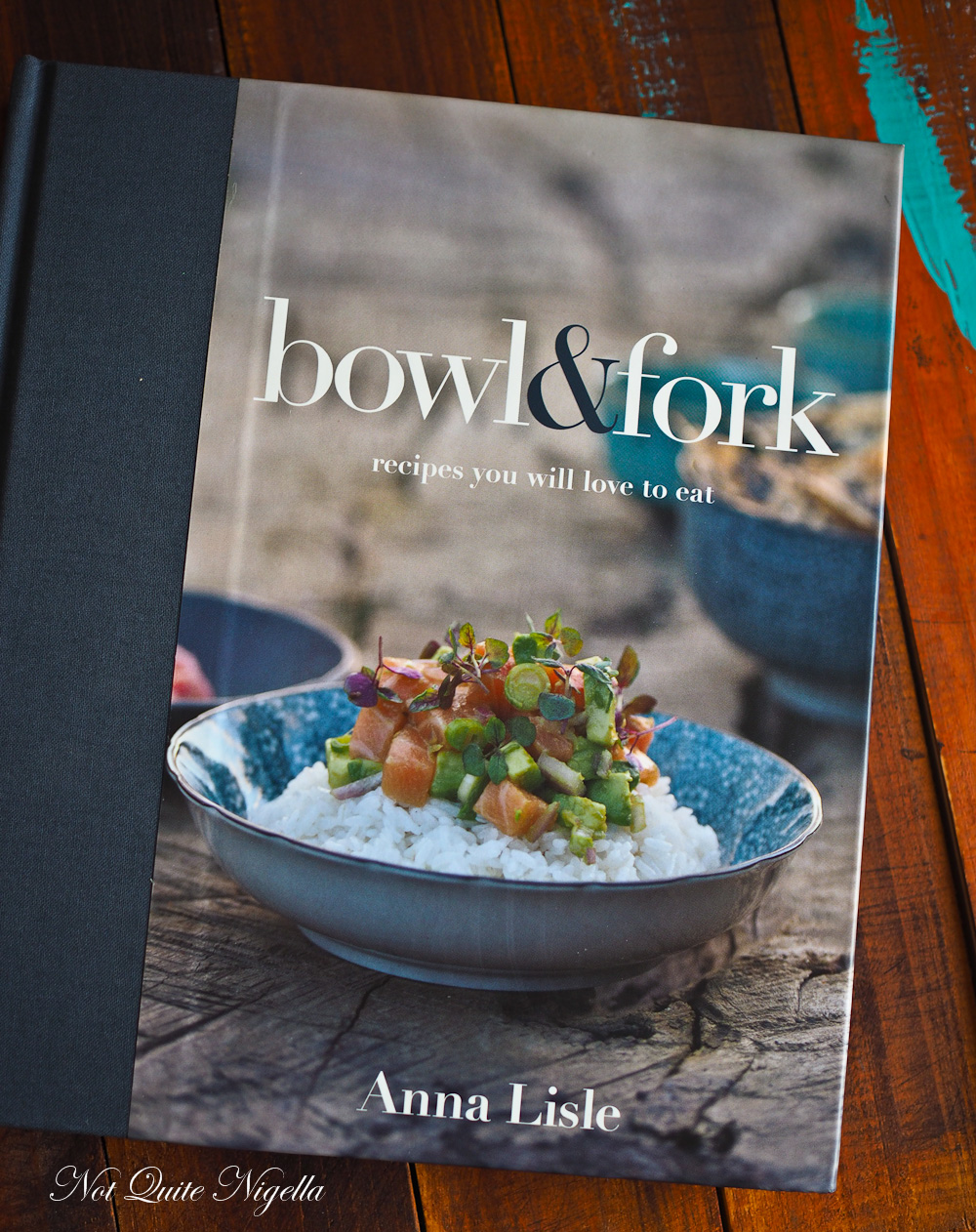 Anna Lisle Bowl & Fork Cookbook Competition