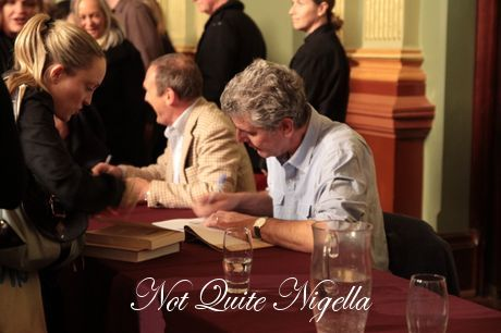 Face To Face With Anthony Bourdain!