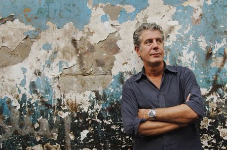 Anthony Bourdain Interview: Girls, Bloggers & How He Would Like To Die