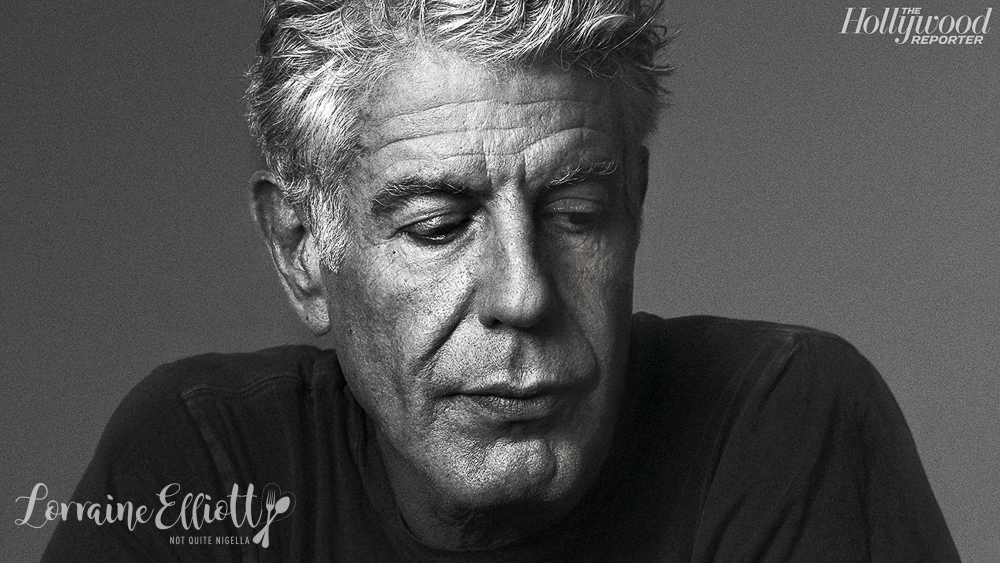 Anthony Bourdain tribute