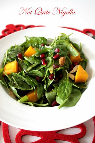 Antioxidant salad: Virtue after Vice