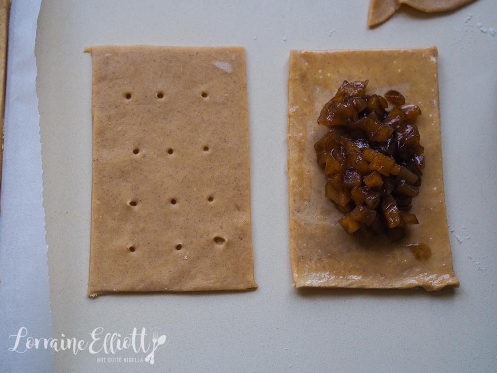 Apple Cinnamon Pop Tarts