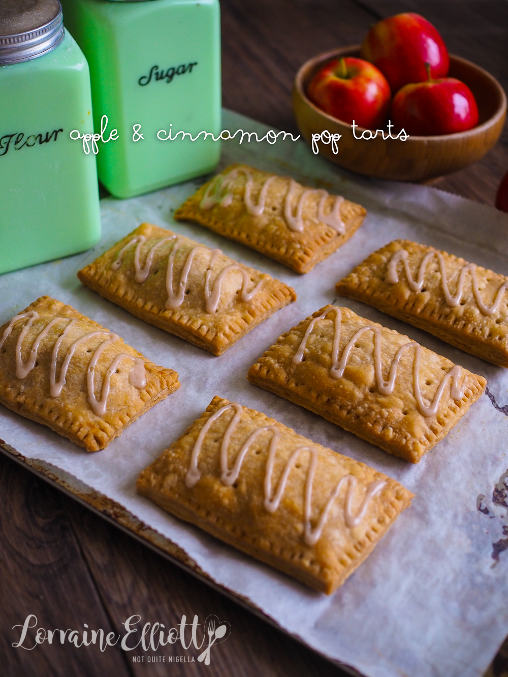 Apple Cinnamon Pop Tarts