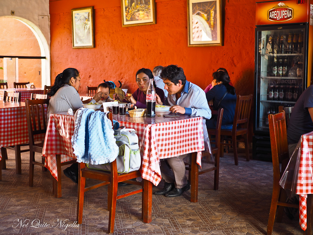 Arequipa Food Tour