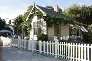 Arrowtown and The Postmasters House, New Zealand