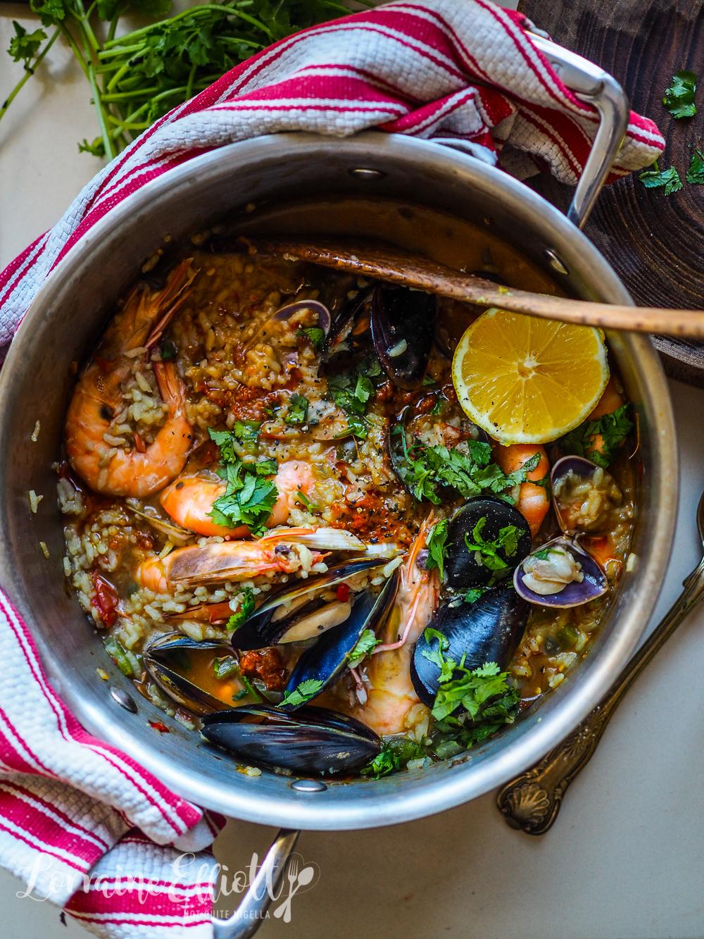 Arroz de Marisco Seafood Rice