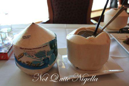 arun thai potts point coconut drink