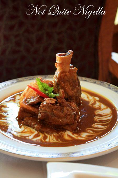 arun thai potts point lamb shank