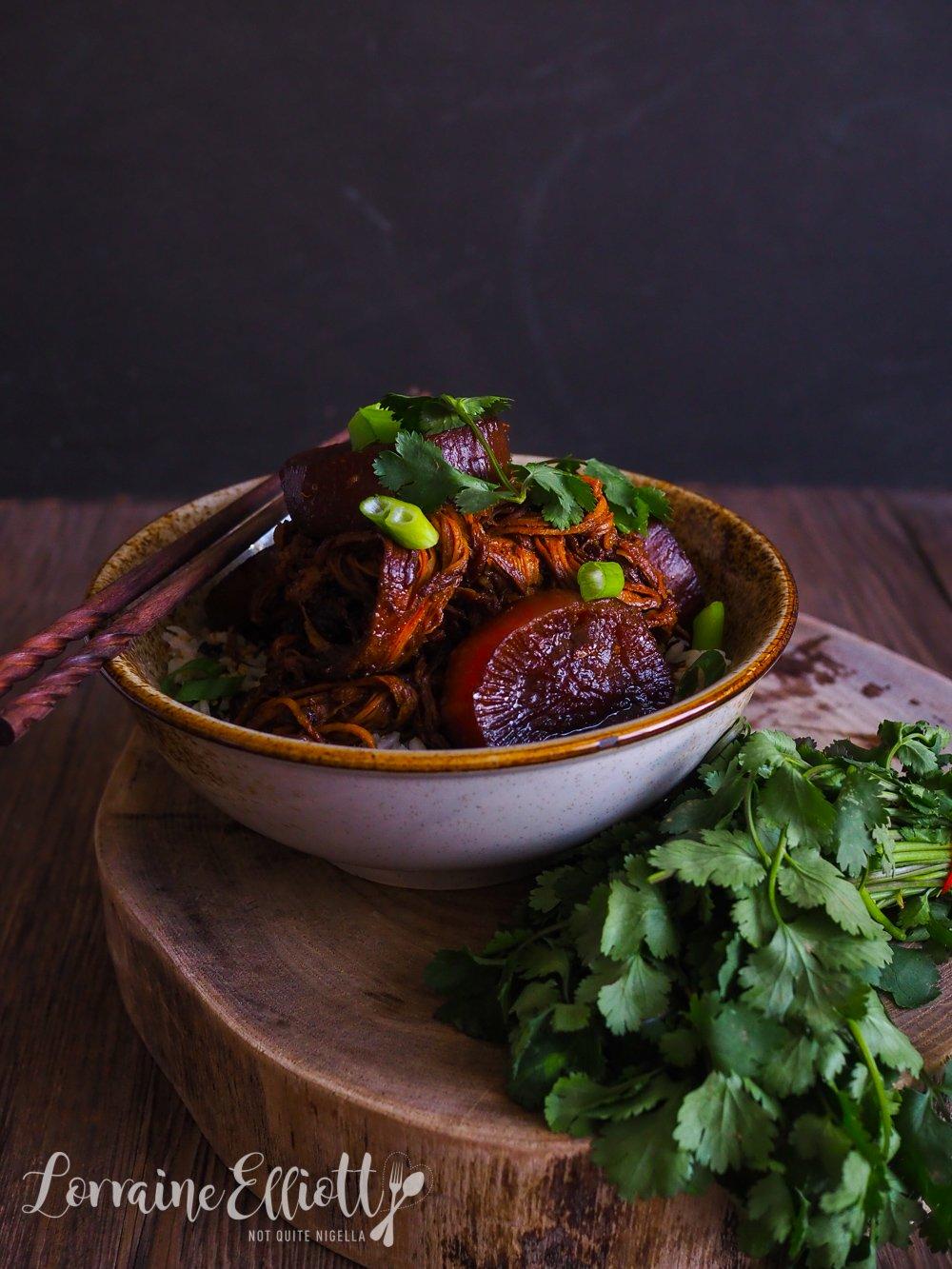 Asian Pulled Pork