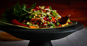 Healthy Crunchy Asian Slaw