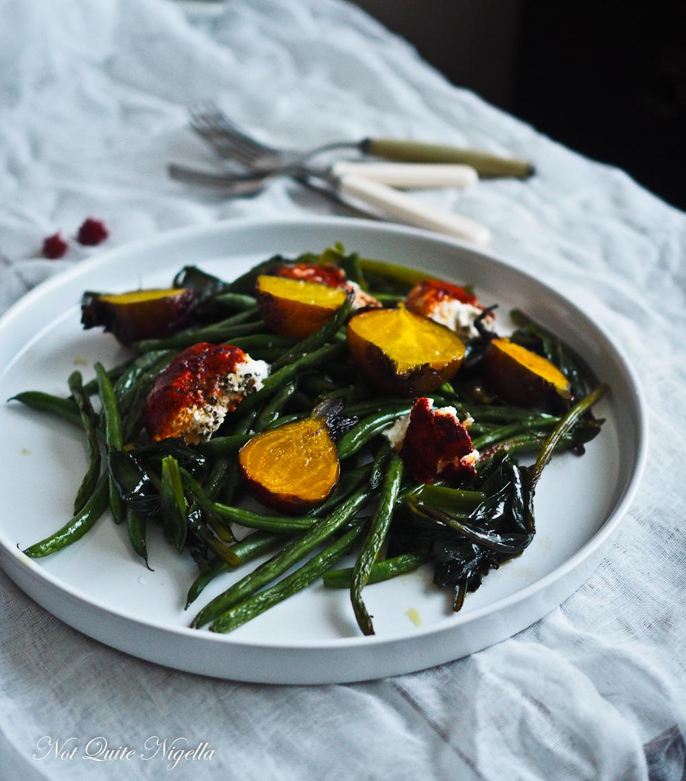 Autumn Roasted Salad