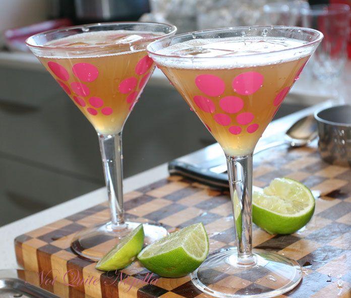 Havana beach cocktails