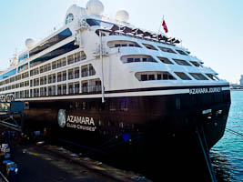 Cruising the Mediterranean with The Azamara Journey