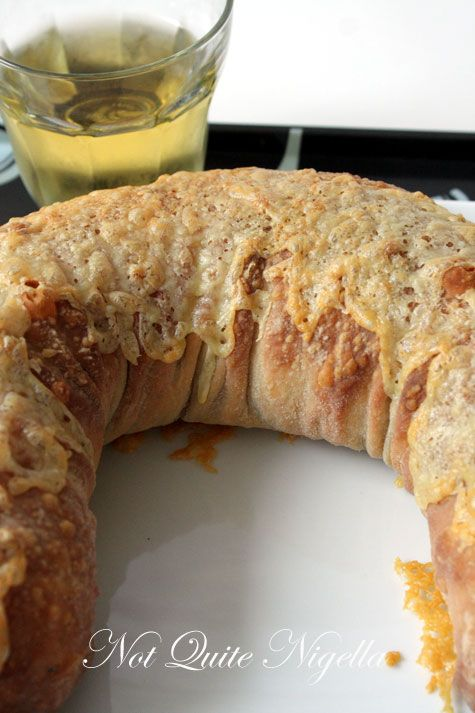 Bacon, Egg & Cheese Breakfast Strudel