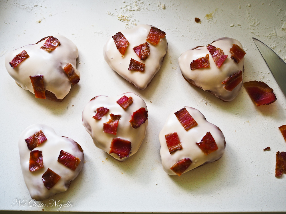 Bacon Maple Donut Recipe