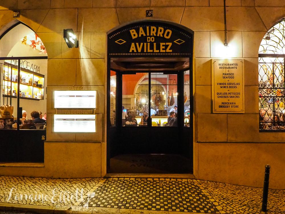 Bairro do Avillez, Lisbon