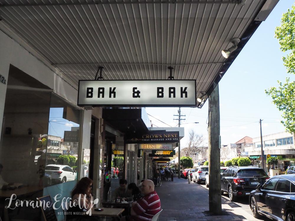 Bak & Bak, Crows Nest