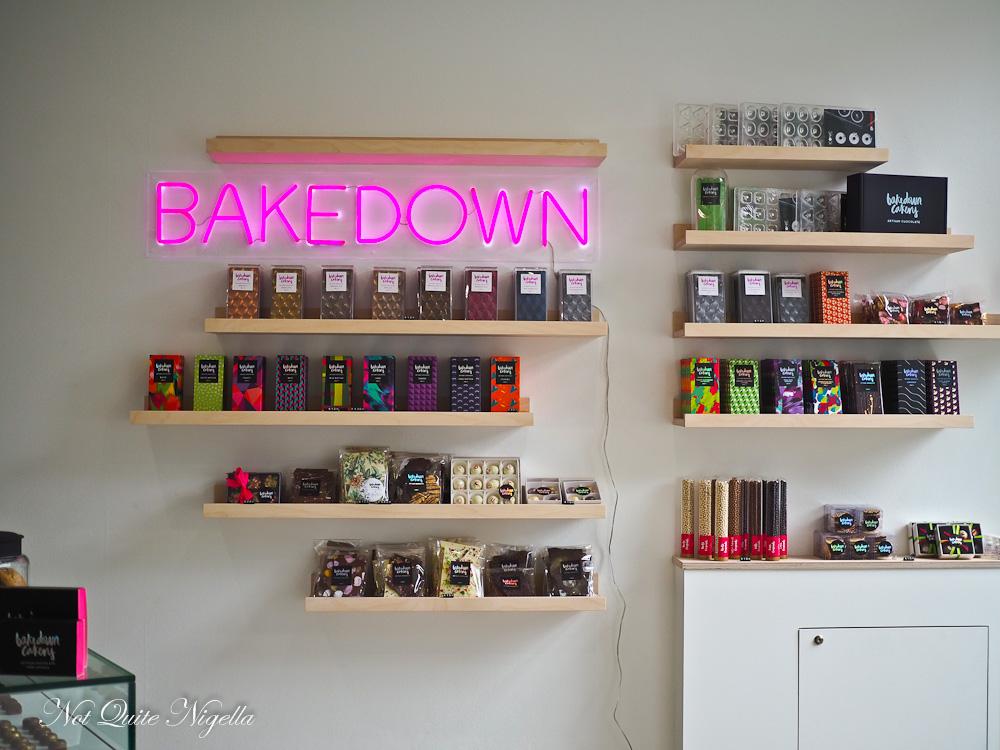 Bakedown Cakery St Leonards