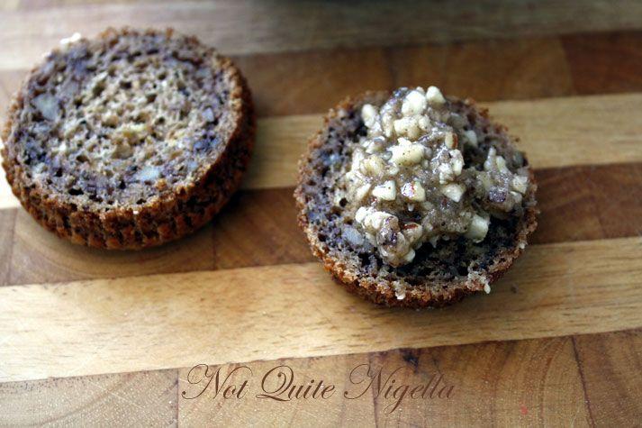 Baklava Cupcakes