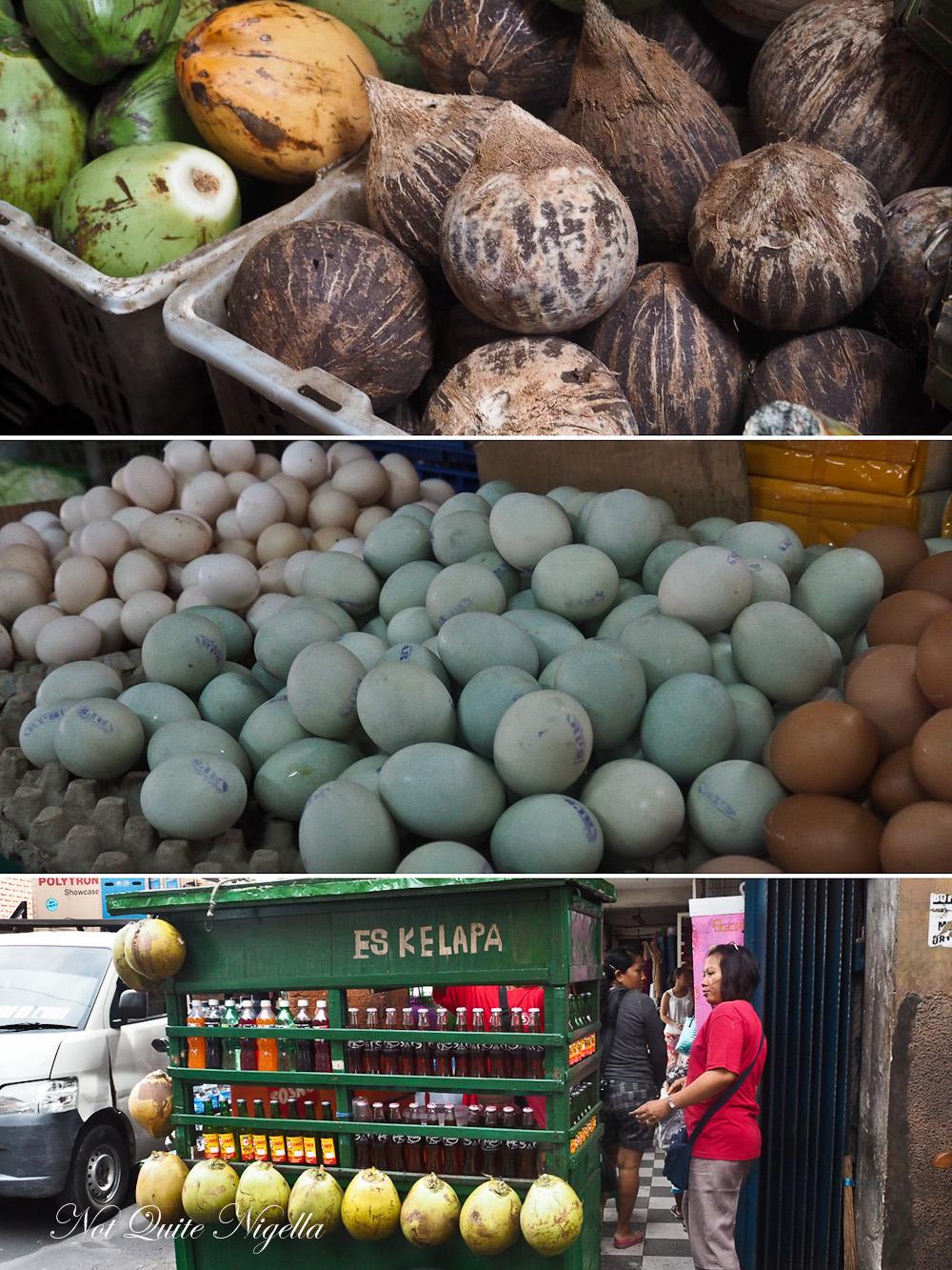 Bali market Seminyak
