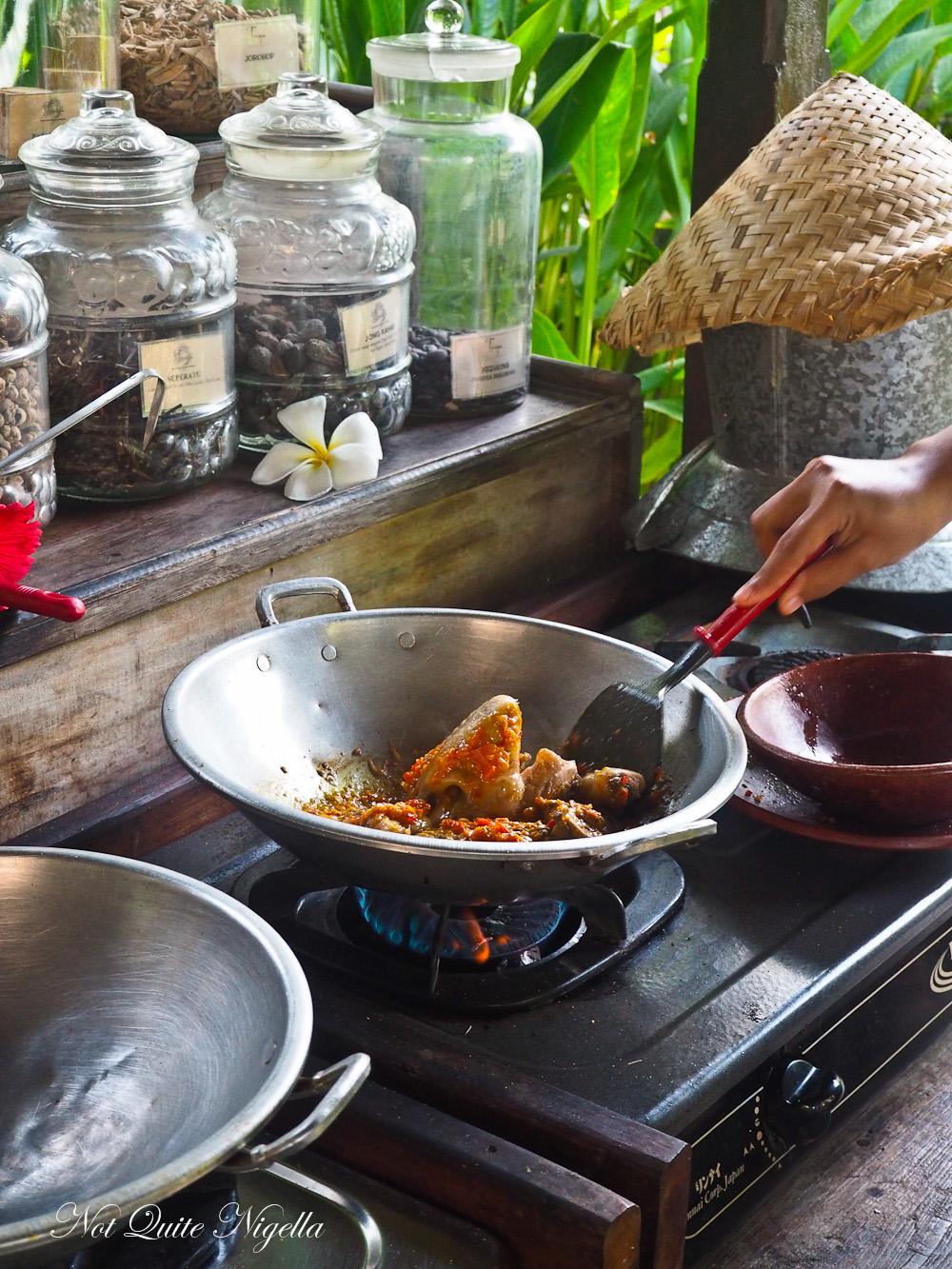 Balinese Chicken