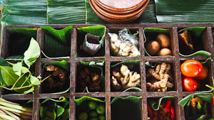 A Balinese Cooking Class
