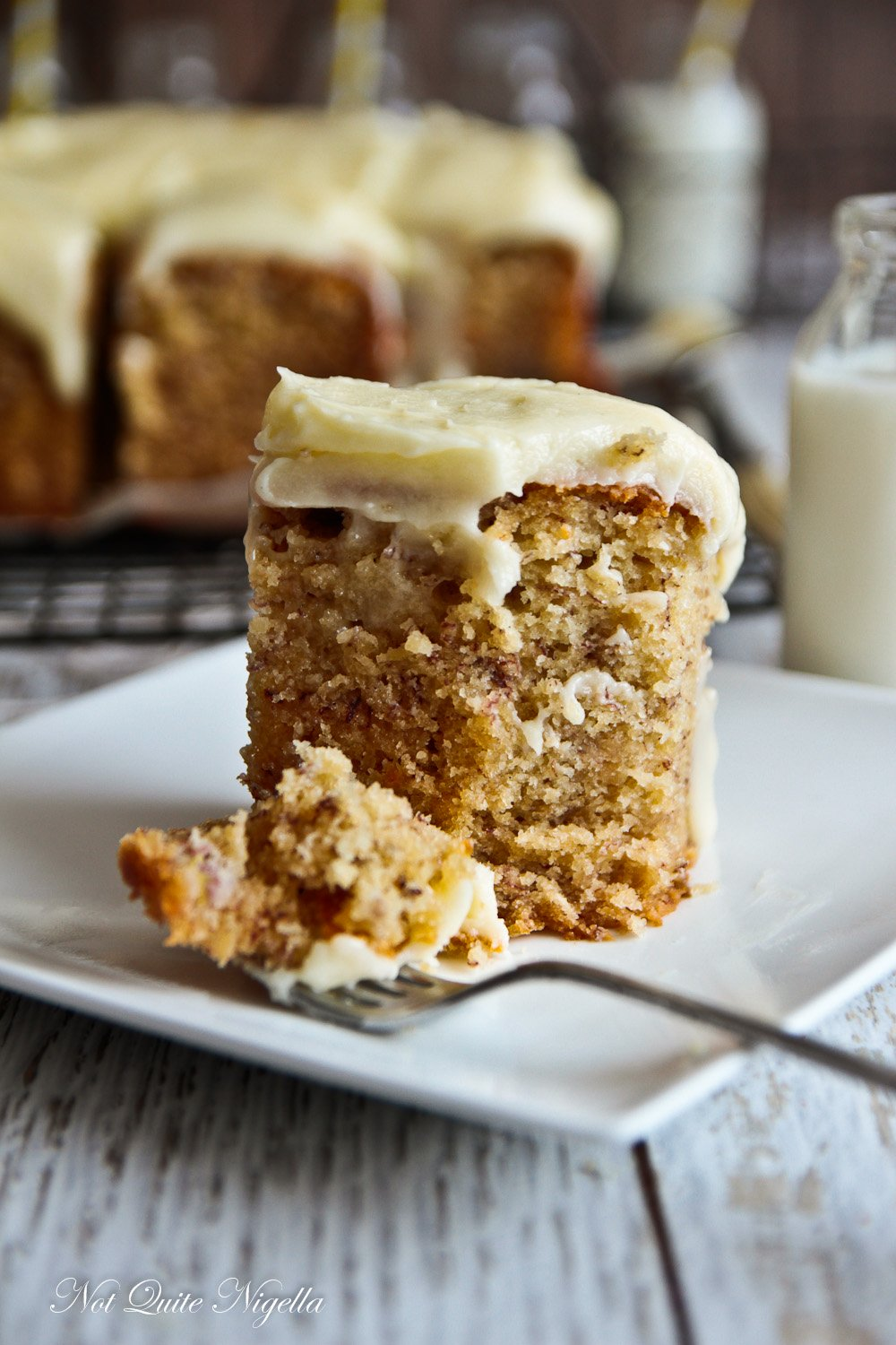 Best Banana Cake Recipe