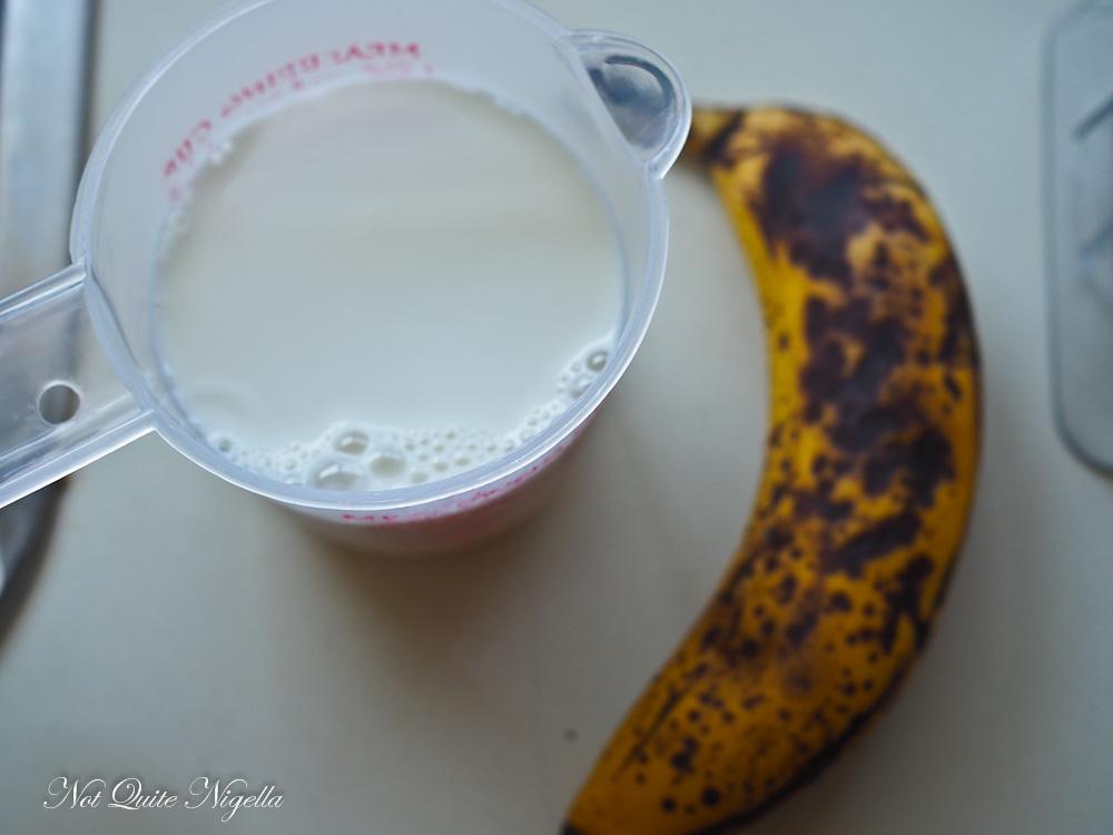 Banana Milk Coffee Tea