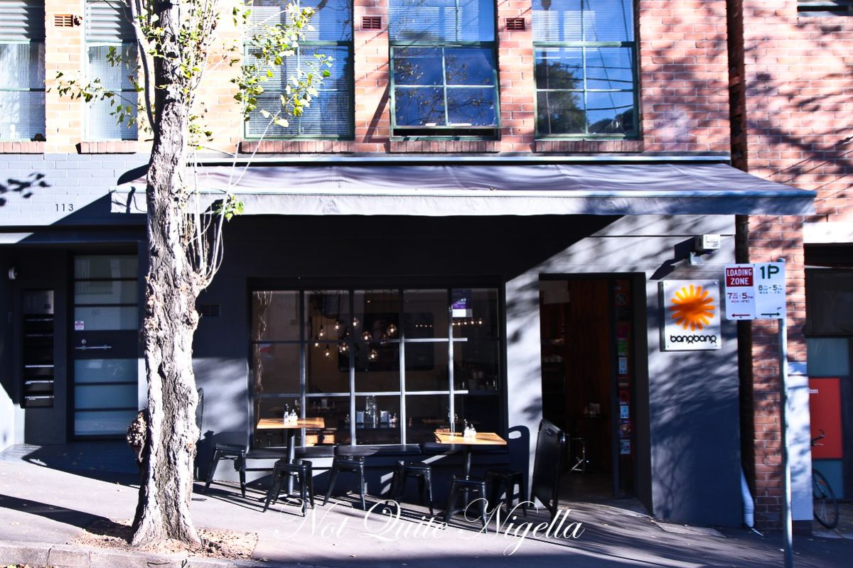 Reservoir Street Surry Hills Cafe