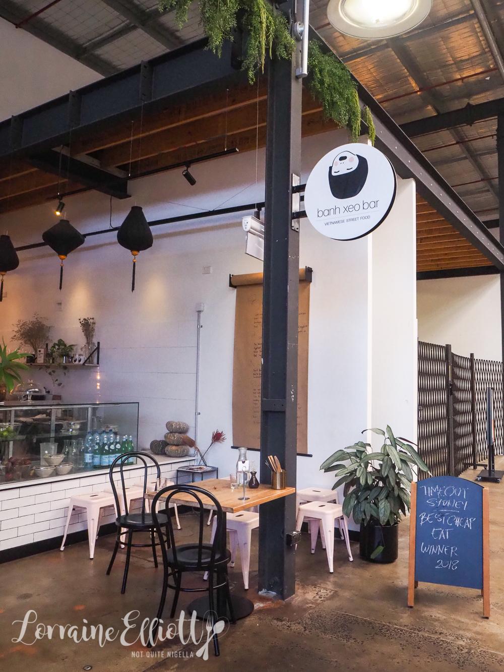 Banh Xeo Bar, Rosebery