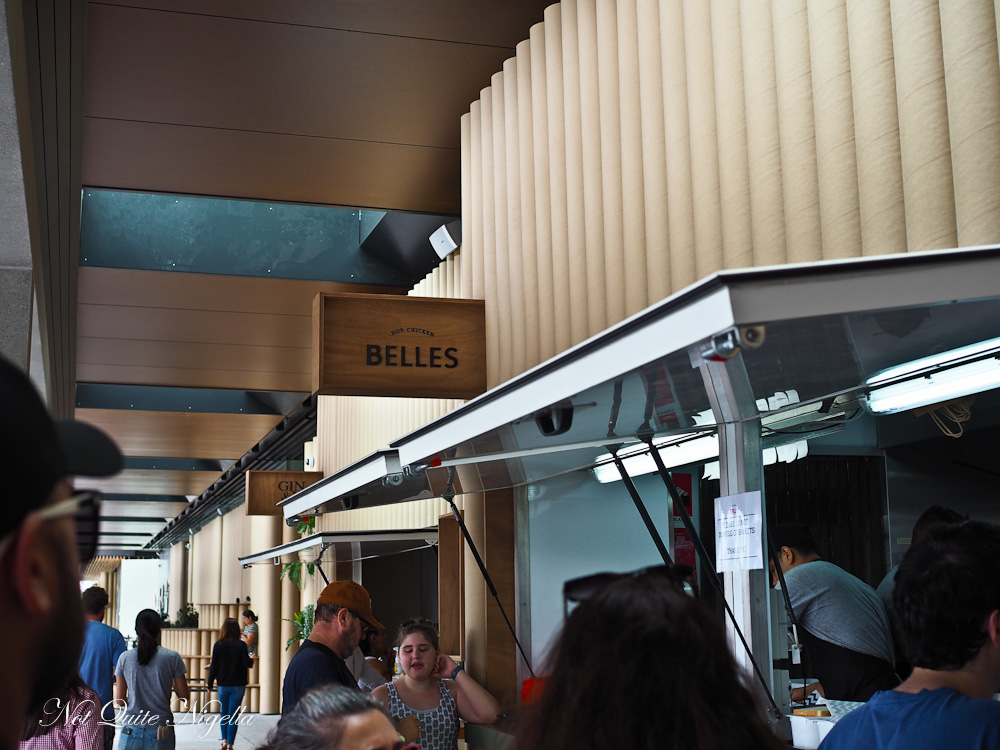 Barangaroo Belles Hot Chicken