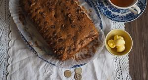 Barmbrack Irish Bread
