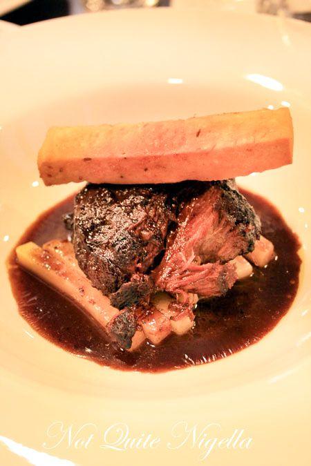 baroque bistro beef cheeks