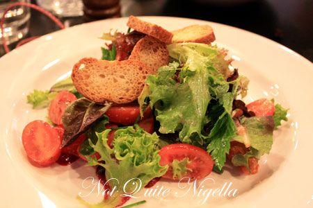 baroque bistro salad