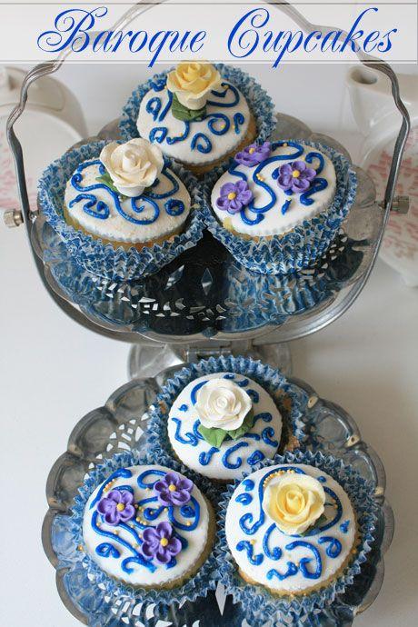 baroque cupcakes 1