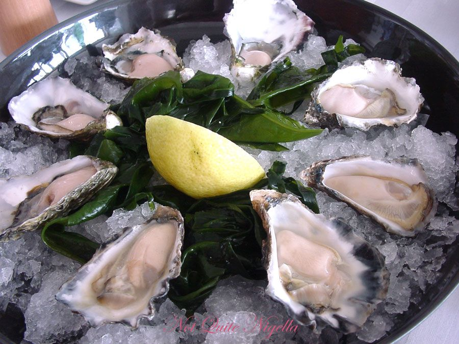 Bathers Pavilion Balmoral Beach Oysters