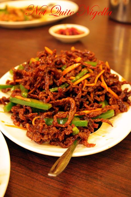 BBQ King, Chinatown